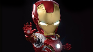 Illustration for article titled This New Avengers Toy Is A Little Less Iron Man, A Little More Iron Baby