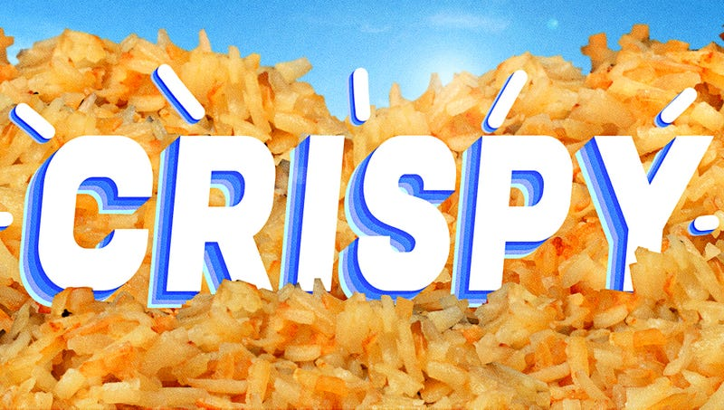 Illustration for article titled How to make the world's crispiest hash browns