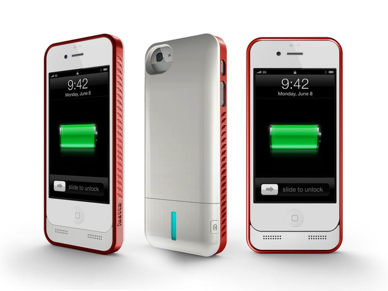 Illustration for article titled Here's Your iPhone 5 Battery Case