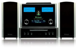 Illustration for article titled 60th Anniversary McIntosh MXA60 Integrated Audio System Going for a Mere $7,500