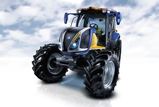 Illustration for article titled World's First Hydrogen Fuel Cell Tractor Sexier Than Most Chryslers