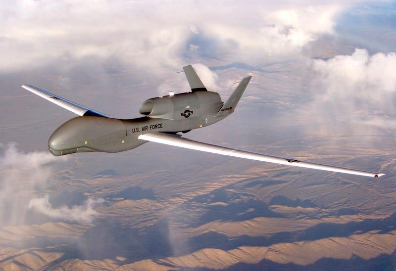 Resultado de imagen de Grumman RQ-4 Global Hawk,