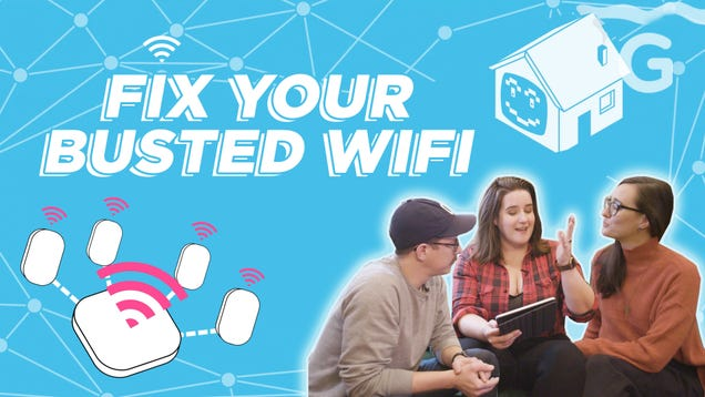 How to Fix Your Awful Wifi