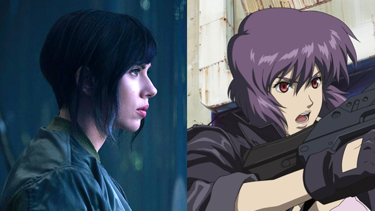 Oh No, Ghost in the Shell Considered Using CGI to Make White Actors