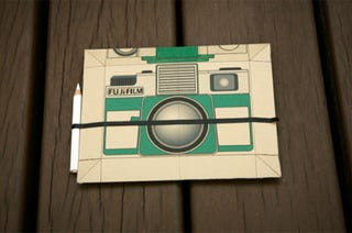 Illustration for article titled Pinhole Camera Concept Doubles-Up As Postcard