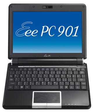 Illustration for article titled Asus Eee PC 901 and 1000 Get Super Duper Official
