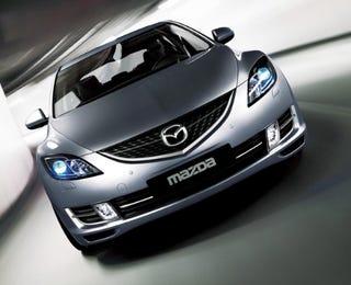 Illustration for article titled 2009 Mazda6 Pricing To Start At $19,220, V6 At $24,800