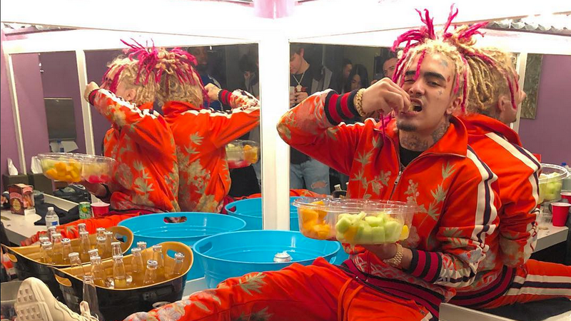 Illustration for article titled Teen Rapper Lil Pump Is 8 Million Dollars Richer (And He's Not Going Anywhere)