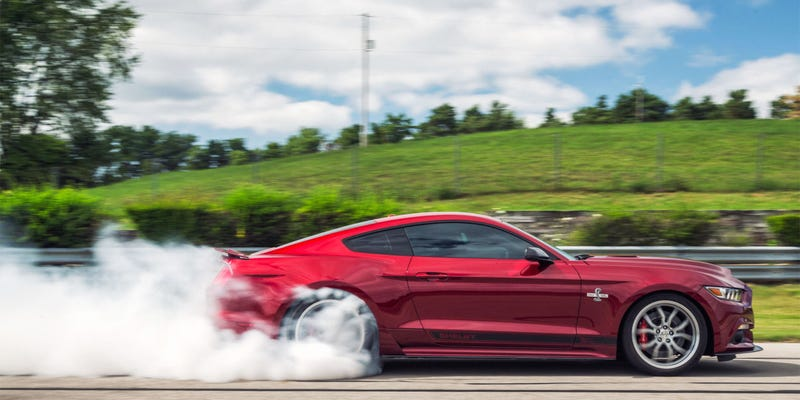 Illustration for article titled The $100,000, 850 HP Shelby Super Snake Is Made Of Huge Numbers That Don't Add Up