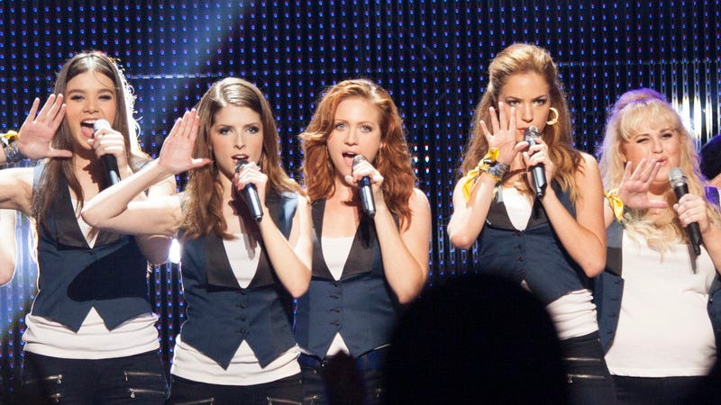 Illustration for article titled Pitch Perfect 2 is an encore, a postscript, and a fresh start all at once