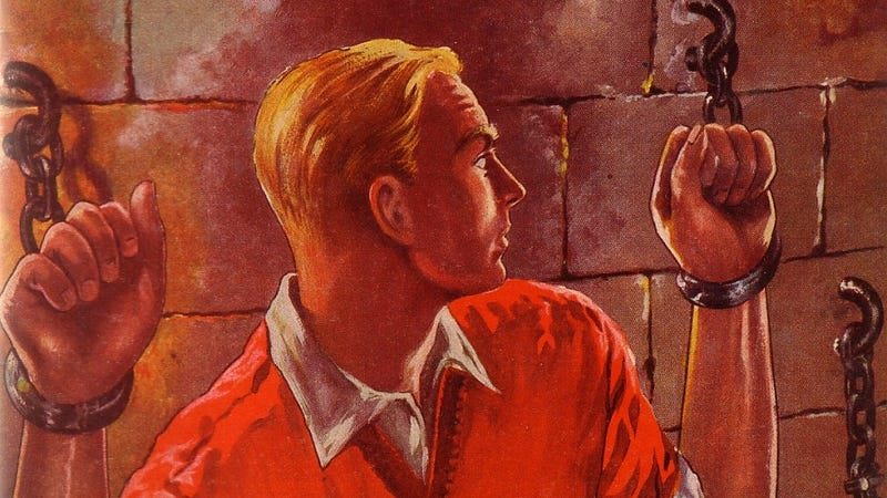 Illustration for article titled Pulp Science Fiction Under German Totalitarianism