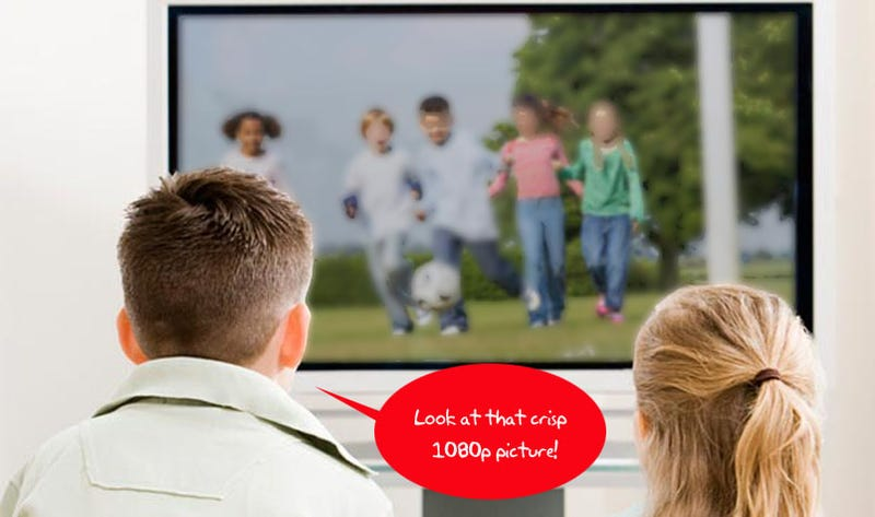 The Other Day I Posed A Simple Question How Far Do You Sit From Your Tv The Results Show That Many Of You Are Not Getting All The Definition Out Of Your
