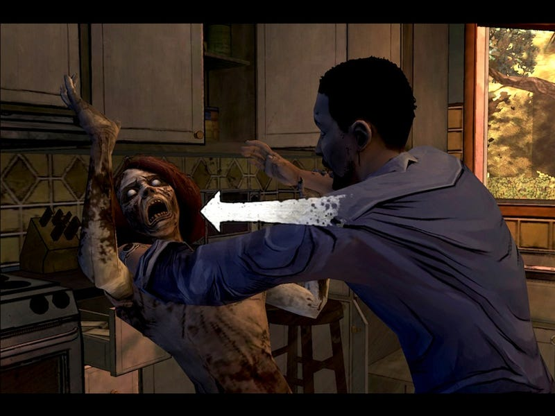 Illustration for article titled Telltale's Walking Dead Game Is Coming To Apple Devices This Thursday