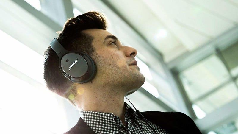 Bose QC25 Noise Canceling Headphones | $110 | AmazonBose QC35 Wireless Noise Canceling Headphones | $299 | Amazon