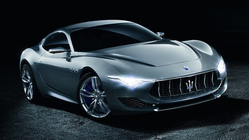 Illustration for article titled Maserati Claims A Bonkers 0-60 MPH Time Of Under 2 Seconds For First Electric Car