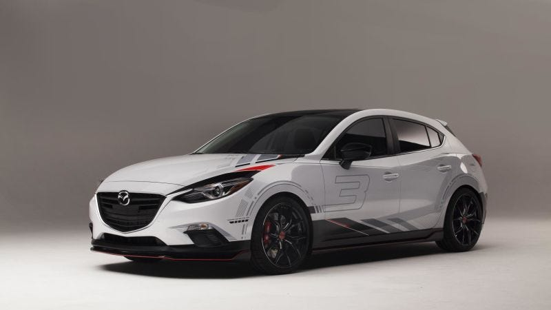 The Next Generation Mazda3 Is Coming Soon And It May Have ...