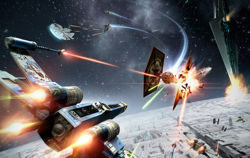 Illustration for article titled Attack Squadrons, así es el próximo juego online de Star Wars