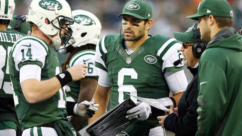 Illustration for article titled Mark Sanchez Will Stay The Jets' Starter, Reportedly Against The Wishes Of Woody Johnson