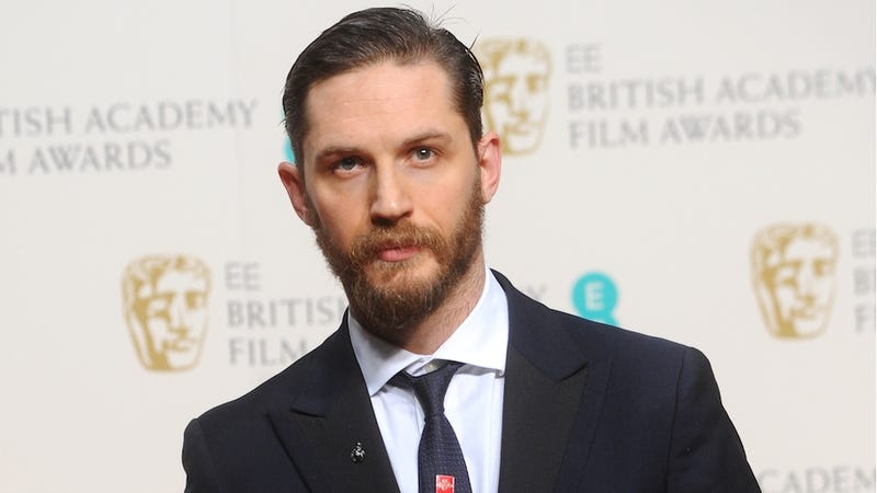 Illustration for article titled Sorry to Dash Your Dreams But Tom Hardy Is Probably Not Available