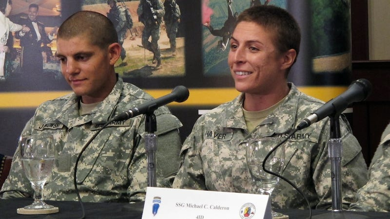 Illustration for article titled Ranger School Female Graduates Talk About Arduous Course