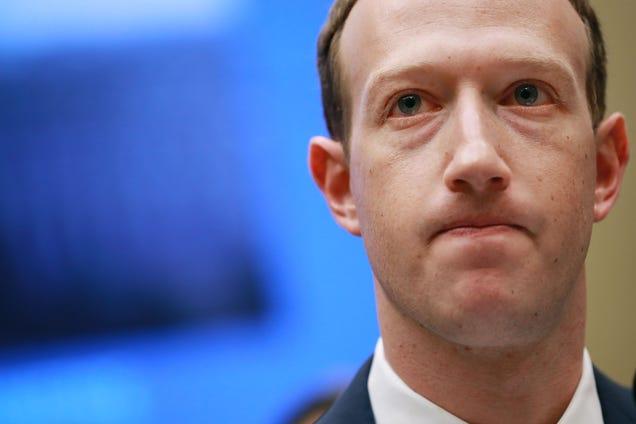 Facebook Once Again Pledges To Depoliticize Facebook