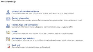 """Illustration for article titled Facebook Promises """"Simplistic"""" Privacy Choices"""