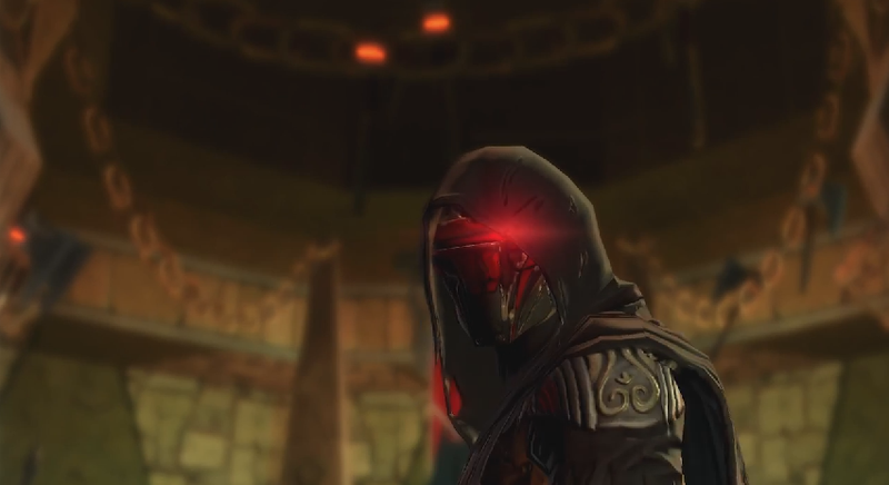 Illustration for article titled The Return Of Darth Revan