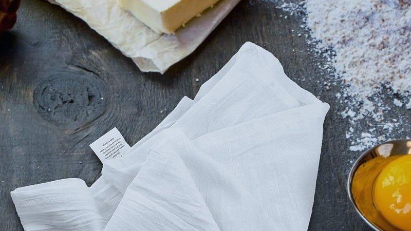 Utopia Kitchen 12 Pack Flour-Sack Towels   $13   Amazon