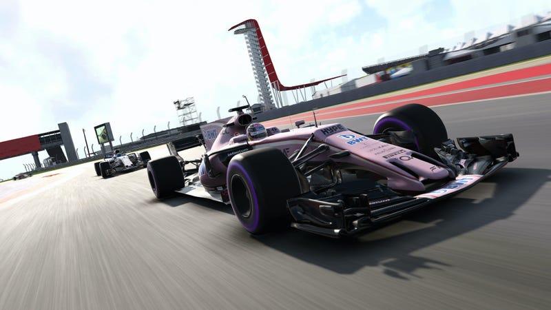 Image credit: F1 2017/Codemasters