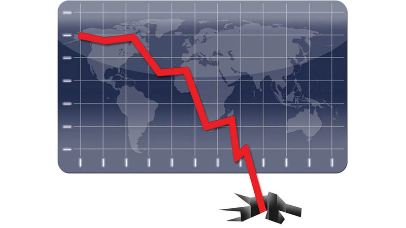 Illustration for article titled What a Market Crash Means for Your Gadgets