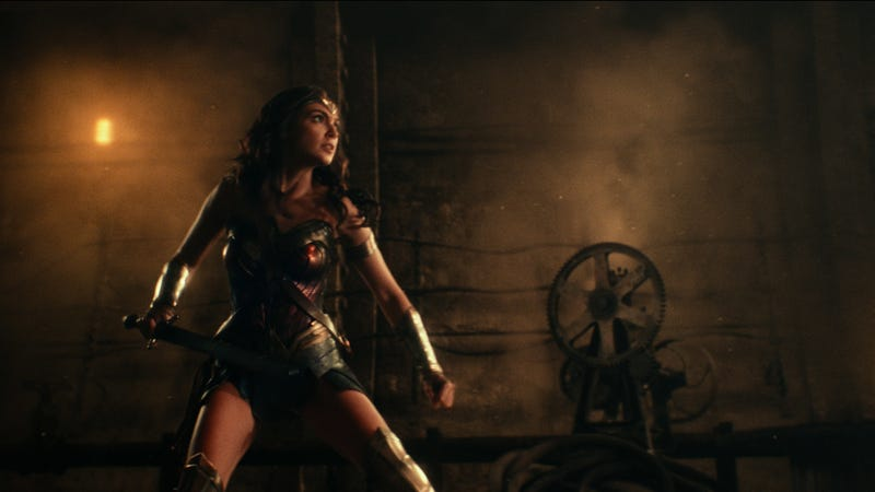 Gal Gadot as Wonder Woman in Justice League (Photo: Warner Bros.)