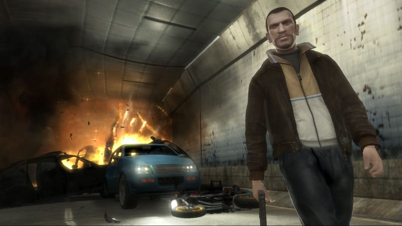 Years Later, Rockstar Releases New PC Patch For GTA IV