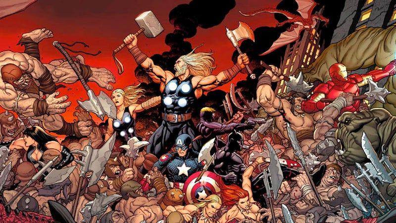 Illustration for article titled Brink Devs Making a Marvel Game?
