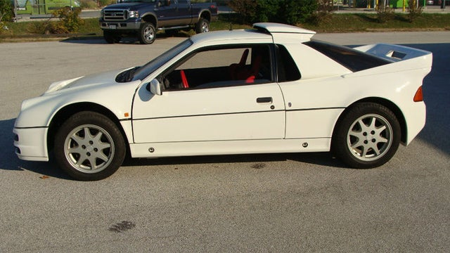& One of only 24 Group B Rally Ford RS200 Evolutions for sale on Ebay markmcfarlin.com