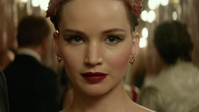 New Trailer Proves Red Sparrow Is the Best Black Widow Movie