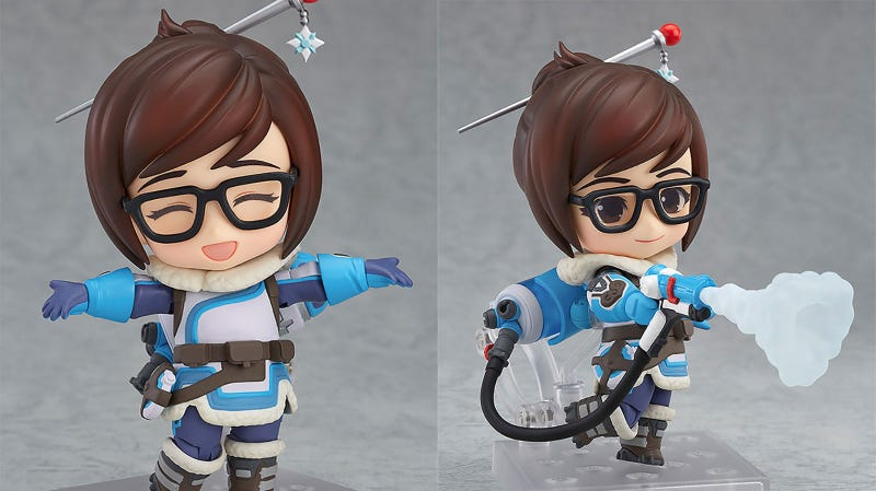 Freeze Whatever You're Doing to Pre-order Overwatch's Mei Nendoroid