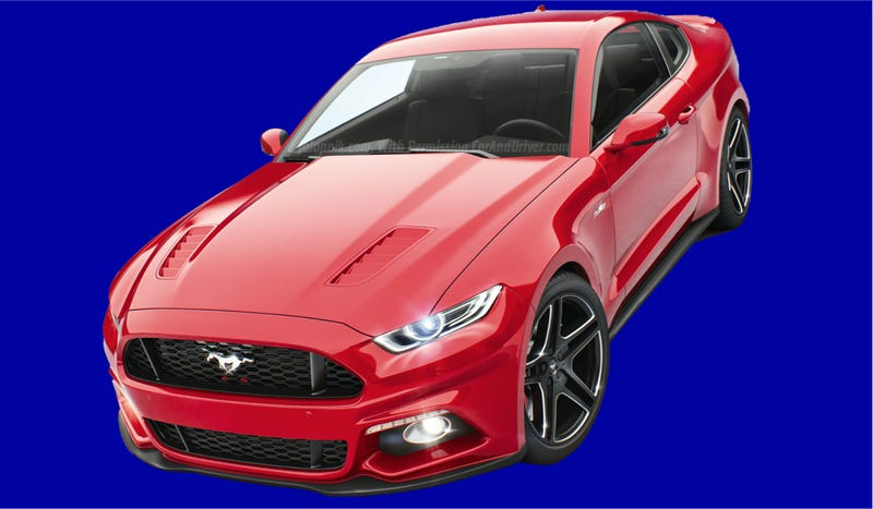 Illustration for article titled Five Things You Didn't Know About the 2015 Ford Mustang