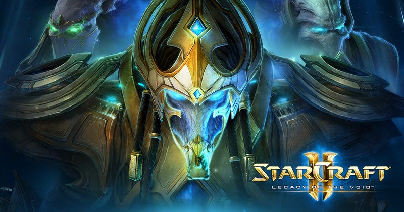 Illustration for article titled SC2: Legacy of the Void Expected 2015 Release - Activision Blizzard Q2