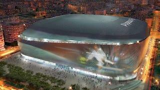Microsoft será el próximo gran patrocinador del Real Madrid