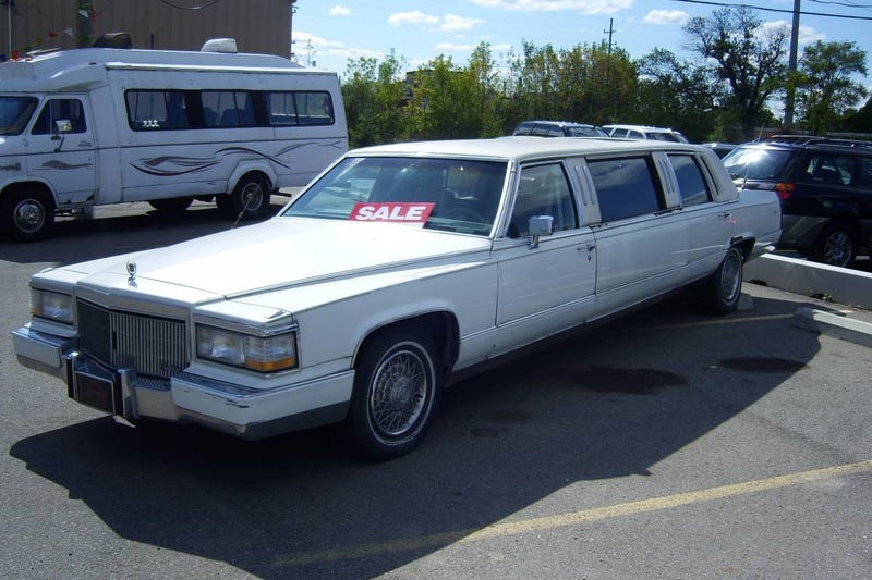 Limousine For Sale >> Show Us The Best Craigslist Limos