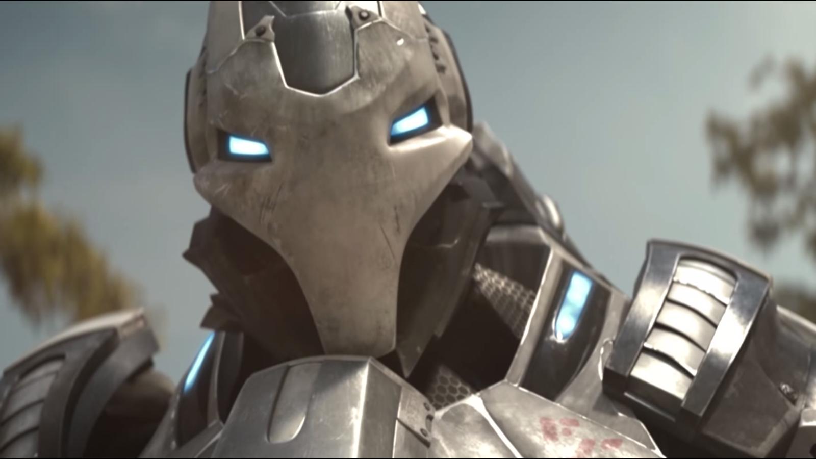 Este corto sobre un robot alienígena merece ser película