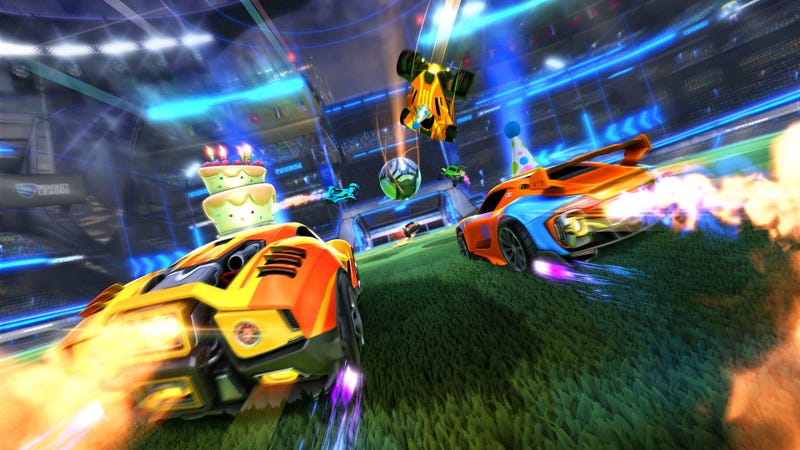 Illustration for article titled Epic Acquires Rocket League Developer Psyonix