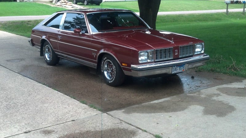 This 7 000 1978 olds cutlass is pristine and rocks a 5 speed for 1978 cutlass salon