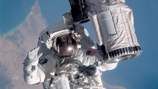 Astronauts Finally Tested
