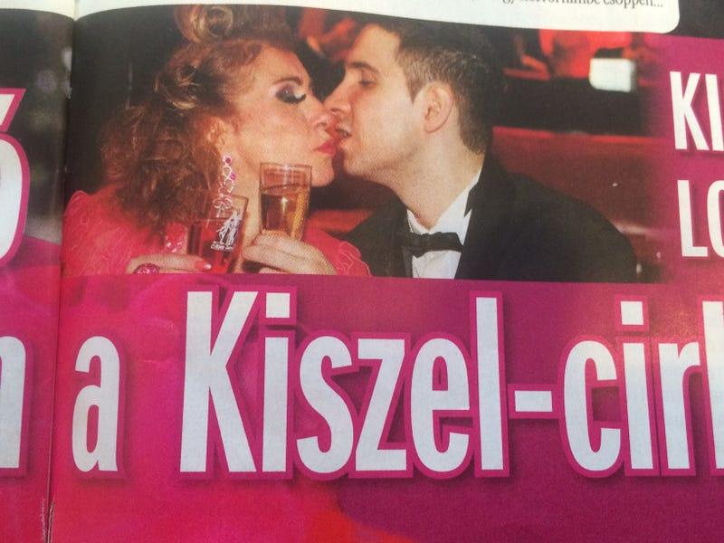Illustration for article titled Kiszel Tündét leokosozta a férfipincsije