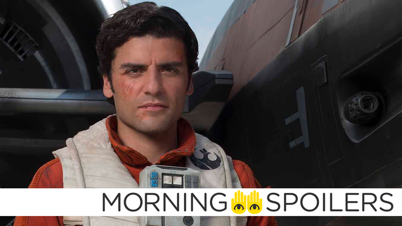 Illustration for article titled First Look at a Familiar Star Wars Spaceship That's Returning for Episode VIII