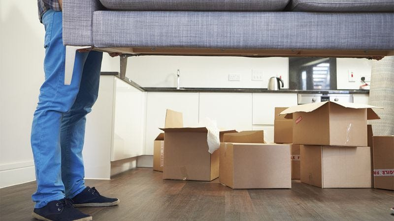 Illustration for article titled 7 Genius Tips To Help Make Your Move Painless