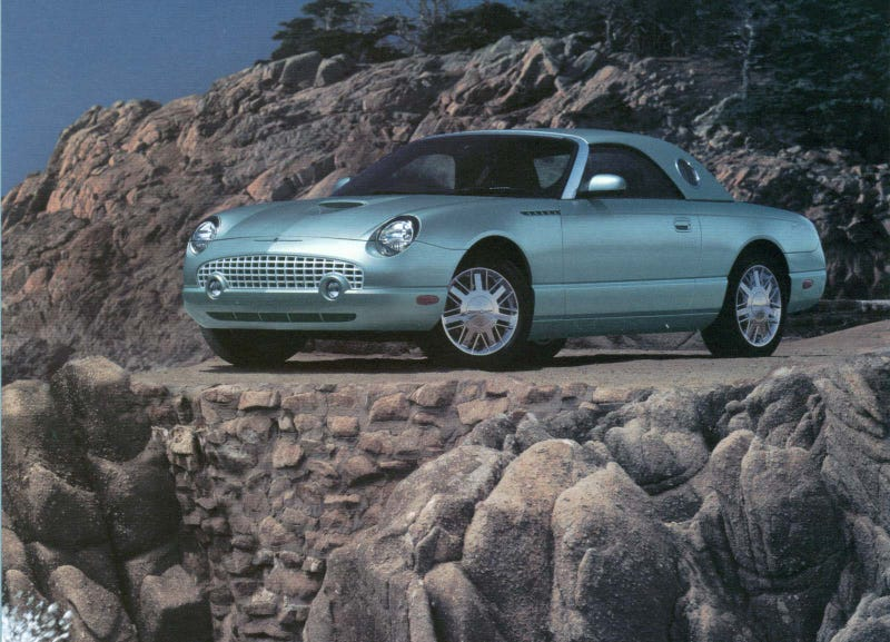 Illustration for article titled Where did it go wrong: Ford Thunderbird (11th gen)