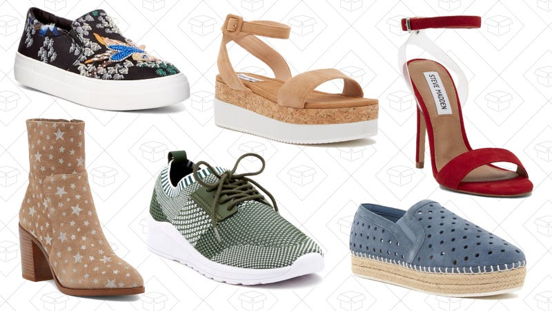 hot sale online b4b49 93eff Step Into Spring With This Steve Madden Sale At Nordstrom Rack