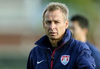Illustration for article titled Jürgen Klinsmann Wishes America Would Adopt Promotion And Relegation